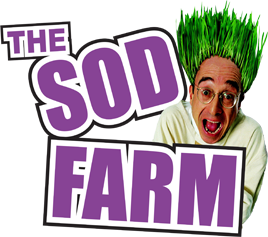 The Sod Farm, Logo